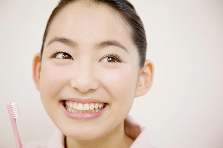 白い歯とすてきな笑顔をあなたに